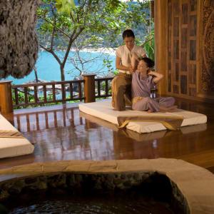 Santhiya Koh Phangan Resort & Spa in Ko Phangan: Ayurvana Spa