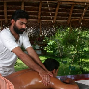 Marari Beach Resort in Mararikulam: Ayurveda