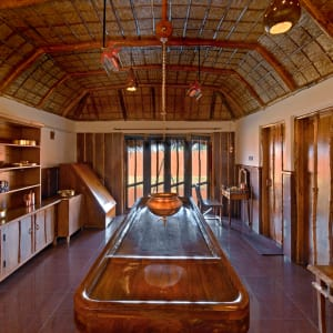 Evolve Back Kuruba Safari Lodge à Parc national de Nagarhole: Ayurveda Vaidyashala
