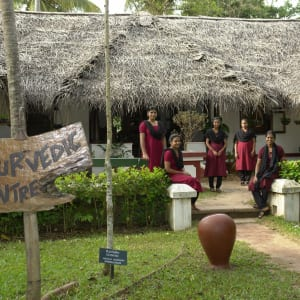 Marari Beach Resort in Mararikulam: Ayurvedic Centre