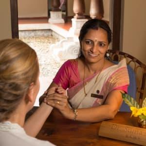 Neeleshwar Hermitage: Ayurvedic Doctor Suma