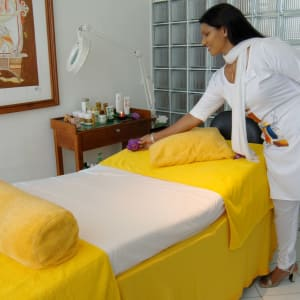 Lanka Princess in Beruwela: Beauty Treatment Cabin