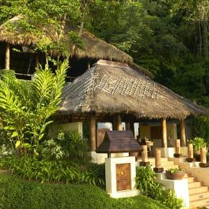 Le Vimarn Cottages & Spa in Ko Samed: Dhivarin Spa Exterior