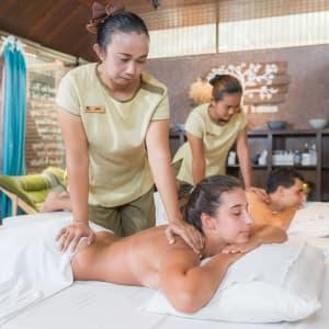 Peace Resort à Ko Samui: Indoor Massage