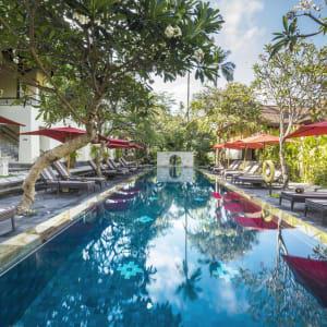 Nusa Dua Beach Hotel & Spa à Sud de Bali: Lap Pool