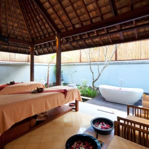 Sudamala Suites & Villas Lombok: Mango Tree Spa - Treatment Room