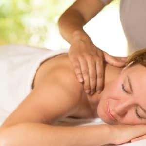 Neeleshwar Hermitage: Massage at Ayurveda Spa