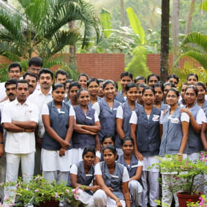Nattika Beach Ayurveda Resort in Kochi: Members from our Therapist Team