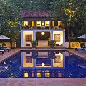Rachamankha in Chiang Mai: Pool & Spa