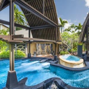 The St. Regis Bali Resort in Südbali: Remede Spa - Aqua Vitale Pool