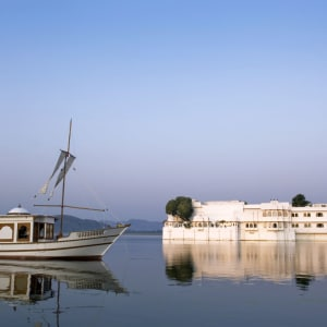 Taj Lake Palace in Udaipur: Royal Spa Boat