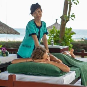 Blue Ocean Resort à Phan Thiet: Sala Massage