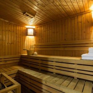 Bandara Suites Silom à Bangkok: Sauna