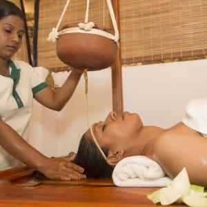 Aliya Resort & Spa in Sigiriya: Spa
