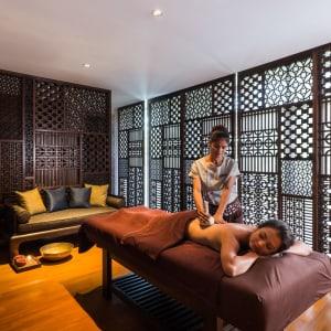 Intercontinental Hua Hin Resort: Spa