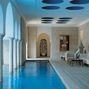 The Oberoi Amarvilas in Agra: Spa