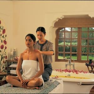 The Oberoi Rajvilas in Jaipur: Spa