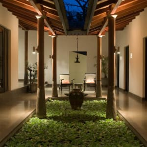 The Wallawwa in Colombo: Spa