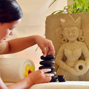 Bagan Lodge: Spa