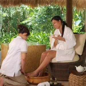 El Nido Resorts Pangulasian Island in Palawan: Spa