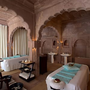 RAAS in Jodhpur: Spa