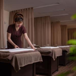MK Premier Boutique Hotel in Hanoi:  Spa