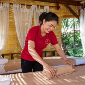 Cassia Cottage in Phu Quoc: Spa