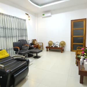 Popa Garden Resort in Bagan: Spa