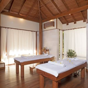 Art of Sand Resort in Ngapali: Spa