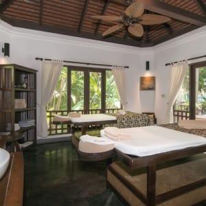 Siam Bayshore in Pattaya: Spa