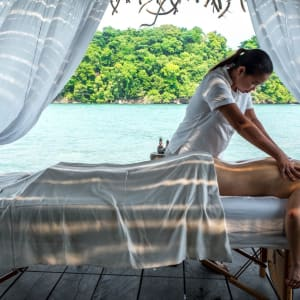 Song Saa Private Island à Sihanoukville & Îles: Spa