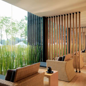 Anantara Chiang Mai Resort: Spa area