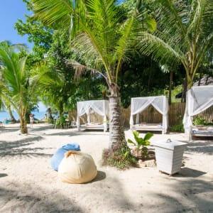 Paradise Koh Yao in Ko Yao: Spa Cabana by the beach