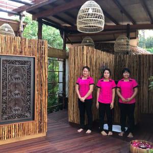 Awei Pila Resort à Mergui Archipel: Spa Exterior