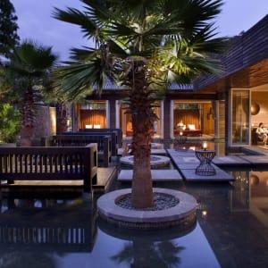 Mandarin Oriental Sanya à Hainan: Spa Exterior