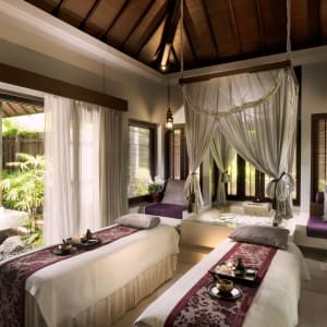 Anantara Mai Khao Phuket Villas: Spa Interior
