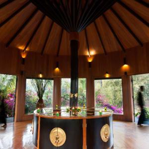 Inle Princess Resort in Inle Lake: Spa Lobby
