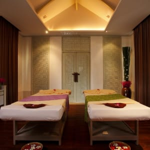 Melati Beach Resort & Spa in Ko Samui: Spa Room