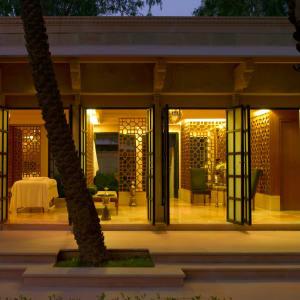 Aman Geniesser-Reise ab Jaipur: wellness: Spa Room Exterior