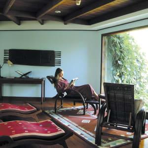 The Oberoi Beach Resort, Lombok:  Spa Setup