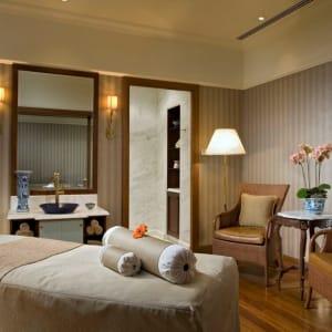 Raffles Singapore in Singapur: Spa Suite