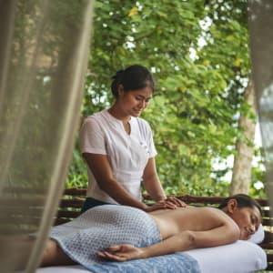 Wa Ale in Mergui Archipel: Spa-treatment