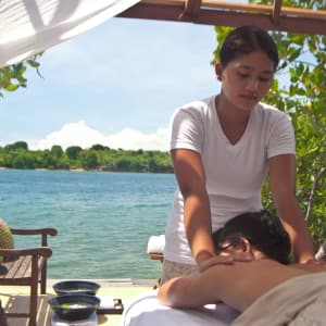 The Menjangan à Nord de Bali: Spa Treatment