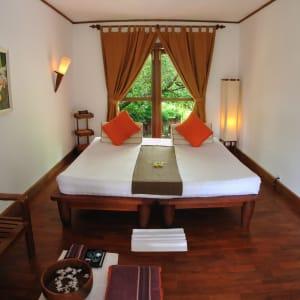 Pristine Lotus Resort in Inle Lake: SPA treatment room
