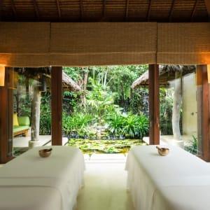 Six Senses Yao Noi in Ko Yao:  Spa Treatment Room