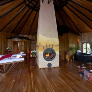 Inle Princess Resort à Lac Inle: Spa treatment room