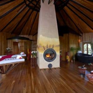 Inle Princess Resort in Inle Lake: Spa treatment room