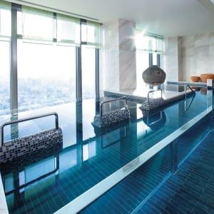 Mandarin Oriental à Tokyo: Spa vitality pool
