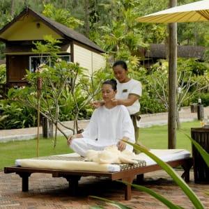 Tup Kaek Sunset Beach Resort à Krabi: Suntara Spa Thai