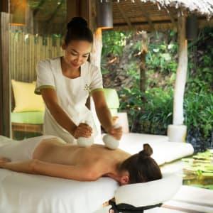 Six Senses Yao Noi in Ko Yao:  Thai Herbal Massage